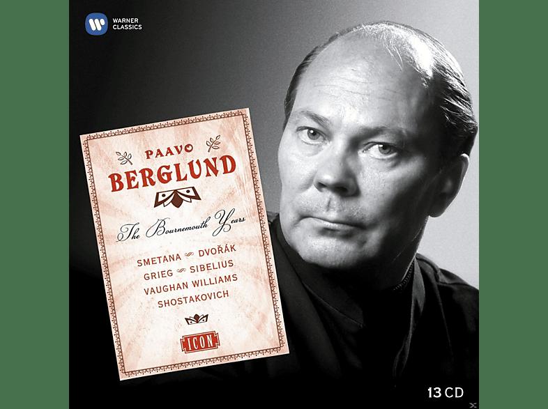 Paavo Berglund - Icon: Paavo Berglund [CD]