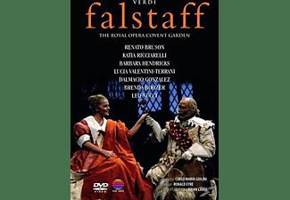Barbara Hendricks, Katia Ricciarelli, Renato Bruson, Lucia Valentini-Terrani, Leo Nucci - Falstaff - Giuseppe Verdi  - (DVD)