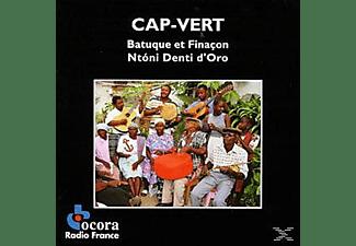 Ntoni Denti D'oro - Cap-Vert.Batuque Et Finacon  - (CD)