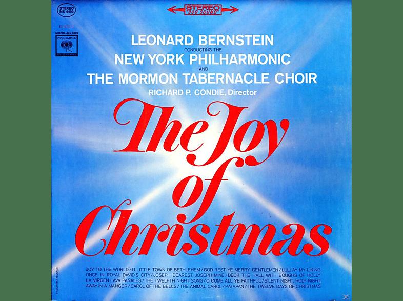 New York Philharmonic, Mormon Tabernacle Choir - The Joy Of Christmas [CD]