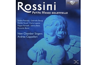 New Chamber Singers/Farinelli/Belei/Falcioni - Petite Messe Solennelle [CD]