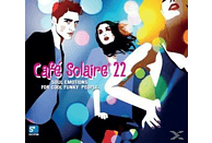 VARIOUS - Cafe Solaire 22 [CD]
