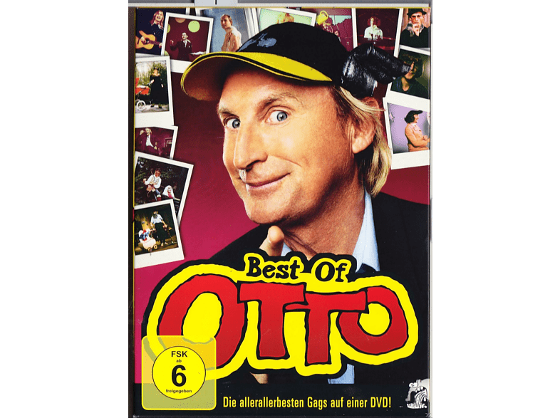 Otto Walkes - Otto - Best of [DVD]