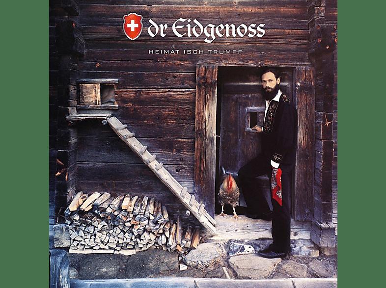 Dr Eidgenoss - Heimat Isch Trumpf [CD]