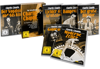 The Very Best of Charlie Chaplin [DVD]