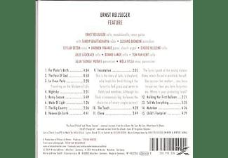 Ernst Reijseger - Feature  - (CD)