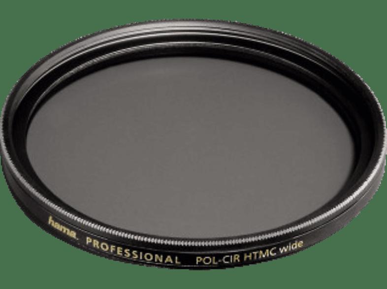 "HAMA Polarisations-Filter ""Professional"" circular, HTMC-vergütet, Wide 82mm Zirkular-Polfilter 82 mm"