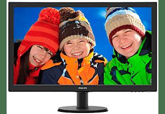 "Monitor LCD TFT - Philips 273V5LHAB, 27"", HD, 1920 x 1080 píxeles, Negro"