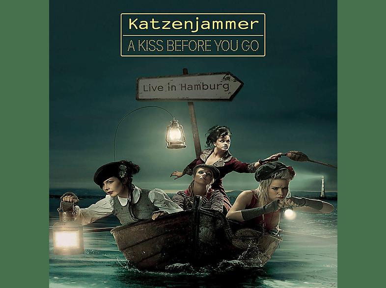 Katzenjammer - A Kiss Before You Go - Live In Hamburg [Blu-ray]