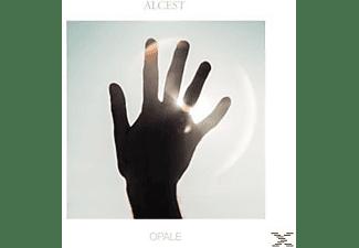 """Alcest - Opale (7"""" Single / Black Vinyl Mit Geätzter B-Seite Und Pvc-Schutzhülle)  - (Vinyl)"""