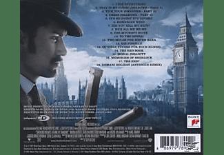 Hans Zimmer - Sherlock Holmes 2 - Spiel Im Schatten/Ost  - (CD EXTRA/Enhanced)