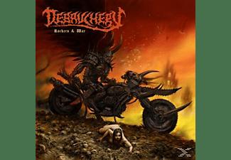 Debauchery - ROCKERS & WAR (LIMITED EDITION)  - (Vinyl)