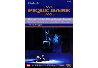 VARIOUS - Tschaikowsky, Peter - Pique Dame  - (DVD)