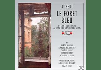 Choeur Et Orchestre Radio Lyrique De La Rtf De Par - Le Foret Bleu  - (CD)