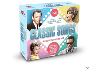 VARIOUS - Stars Of Classic Songs  - (CD)