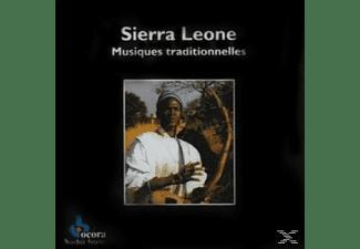 VARIOUS - Sierra Leone: Musiques traditionnelles  - (CD)