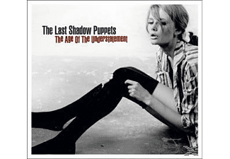 The Last Shadow Puppets - The Age Of The Understatement  - (Vinyl)