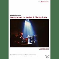 Deutschland im Herbst & Die Patriotin - Edition Filmmuseum 24 [DVD]