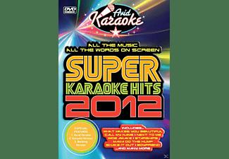 Karaoke - Super Karaoke Hits 2012  - (DVD)