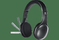 LOGITECH H800 Headset Schwarz