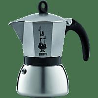 BIALETTI 4823 Moka Induktion Espressokocher Anthrazit