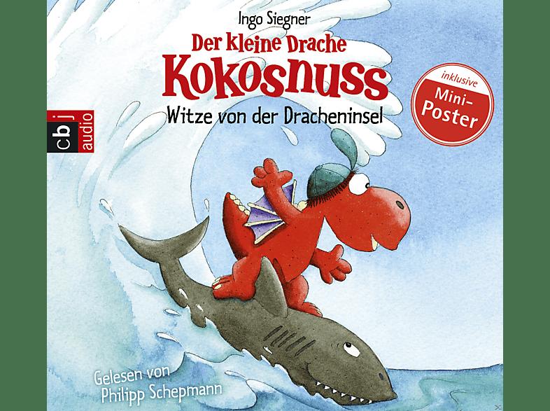 Der kleine Drache Kokosnuss - Witze von der Dracheninsel Band 1 - (CD)