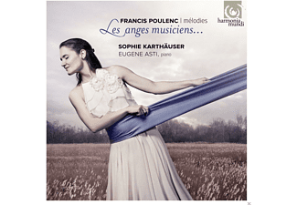 Sophie Karthauser, Eugene Asti - Les Anges Musiciens... - (CD)