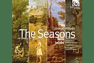 Freiburger Barockorchester - Die Jahreszeiten [CD]