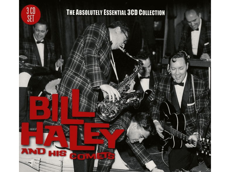 Bill Haley - The Absolutely Essential 3CD Collection [CD]