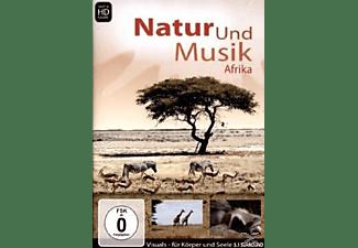 Natur und Musik Afrika DVD
