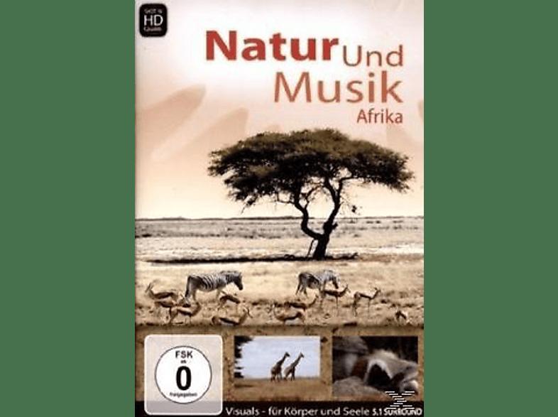 Natur und Musik Afrika [DVD]