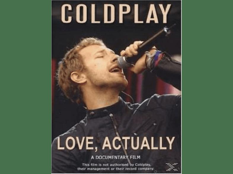 Coldplay - LOVE ACTUALLY [DVD]