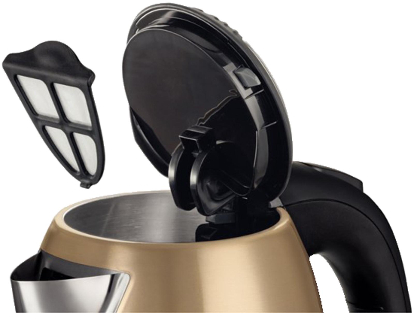 BOSCH TWK 7808 Wasserkocher Gold
