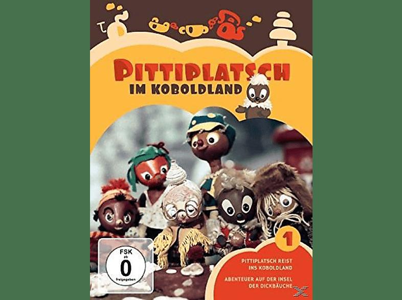 Pittiplatsch im Koboldland - Vol. 1 [DVD]