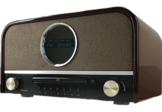 SOUNDMASTER NR850 - Digitalradio (Braun)