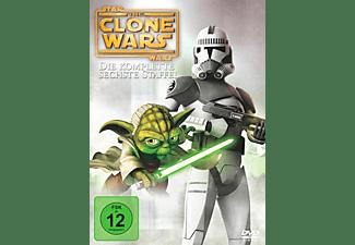 Star Wars - The Clone Wars - Staffel 6 [DVD]