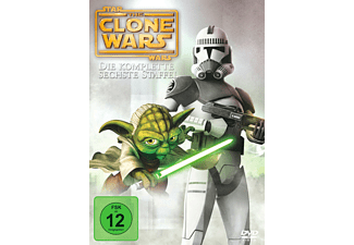Star Wars - The Clone Wars - Staffel 6 [DVD]