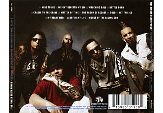 Five Finger Death Punch - The Wrong Side Of Heaven And The Righteous Side Of Hell Vol. 2  - (CD + DVD Audio)