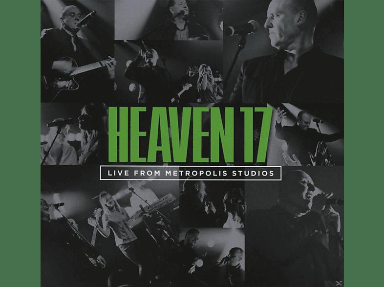 Heaven 17 - Live From Metropolis Studios [DVD + CD]
