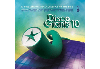 VARIOUS - Disco Giants Vol.10  - (CD)