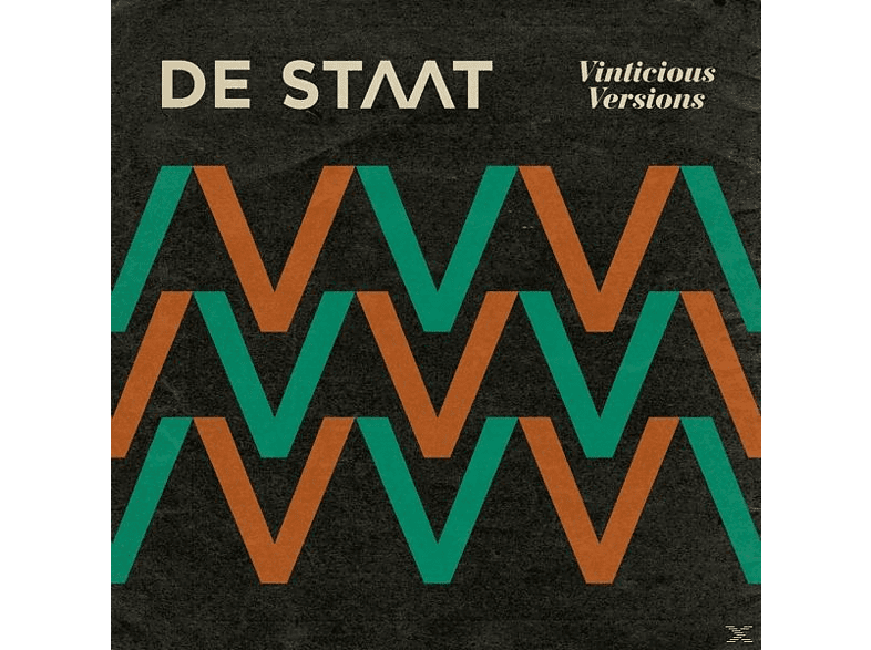 De Staat - Vinticious Versions (Ep) [CD]