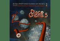 VARIOUS - Disco Giants Vol.5 [CD]