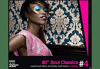 VARIOUS - 80's Soul Classics Vol.4  - (CD)