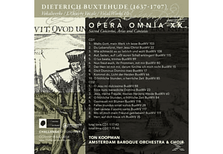 Amsterdam Baroque Orchestra & Choir - Opera Omnia Xx - Vocal Works 10  - (CD)