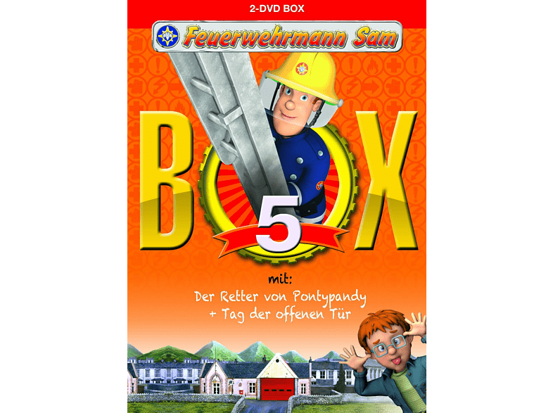 Feuerwehrmann Sam - Box 5 [DVD]