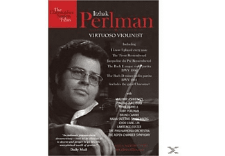 Itzhak Perlman - Virtuoso Violinis  - (DVD)