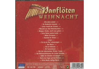 Promenaden Orchester, Crishan Horea - Panflöten Weihnacht  - (CD)