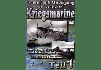 Kampf und Untergang der deutschen Kriegsmarine - Teil 1 DVD