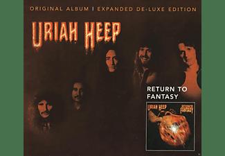 Uriah Heep - Return To Fantasy  - (CD)
