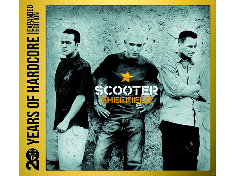 Scooter - 20 Years Of Hardcore - Sheffield [CD]